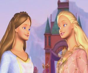 barbie, erika, and girls image