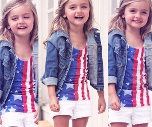 4th of july, fashion, and july image