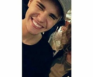 smile, justin bieber, and icon image