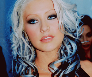 beautiful, christina aguilera, and xtina image