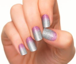 nail polish and nail art image