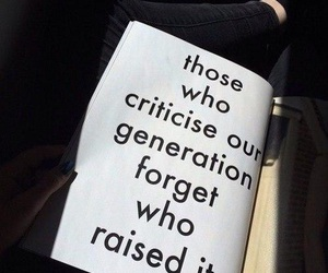 quotes, generation, and true image