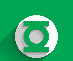 superhero, verde, and linterna verde image