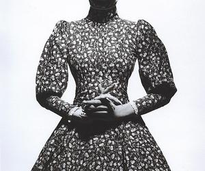 black & white, David Sims, and raquel zimmerman image