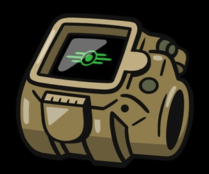 pipboy, pip boy, and fallout 4 image
