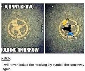 funny, Johnny bravo, and lol image