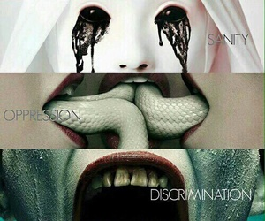 asylum, ahs, and coven image