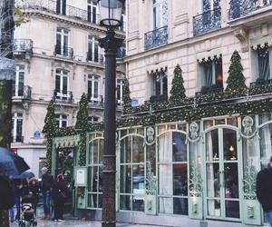 christmas, winter, and city image