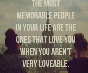 quotes, love, and friends image