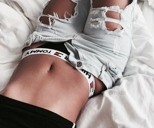 fashion, body, and jeans image
