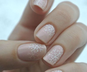 style, christmas, and nails image