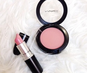 glamour, mac, and pink image