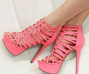 shoes and pinks image