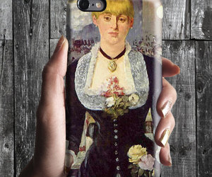 art, etsy, and iphone 4 case image