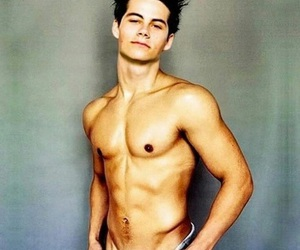 bae, dylan obrien, and boy image