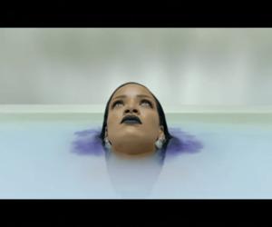 anti, bath, and blue image