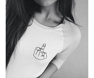 better, make up, and shirts image