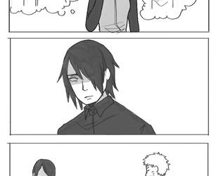 naruto and sasuke uchiha image