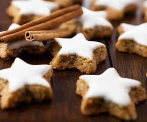 christmas, food, and stars image
