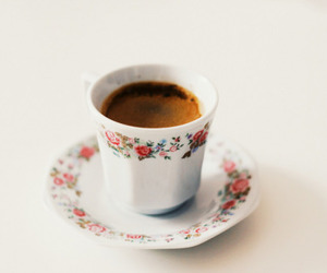 coffee, vintage, and 50mm image