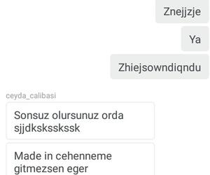 instagram, türkçe, and diyaloglar image