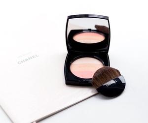fashion, chanel, and makeup image