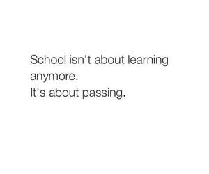 learning, school, and passing image