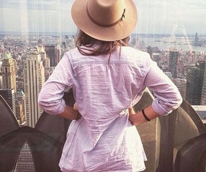 beauty, city girl, and new york image