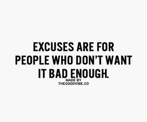 excuse and quote image