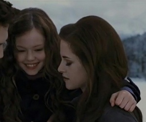 bella cullen, family, and twilight saga image