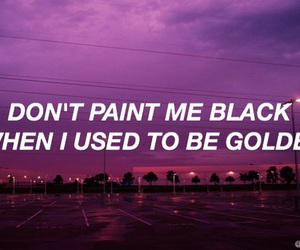 quote, black, and grunge image