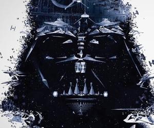 star wars and dark vader image