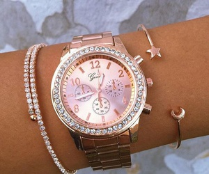 gorgeous, pink, and watch image