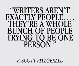 quotes, writer, and people image