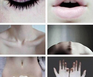 lips, body, and hands image