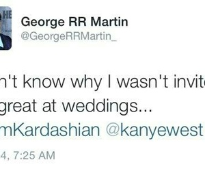 wedding, game of thrones, and funny image