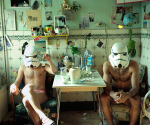 Hot and storm trooper image