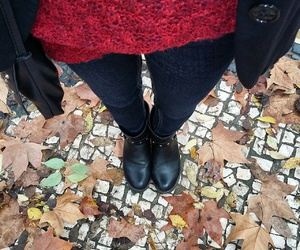 autumn, outono, and ootd image