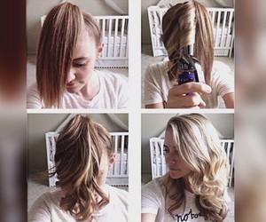 diy and hair image