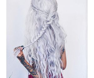 aesthetic, pastel, and dyed hair image