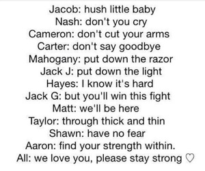 magcon, nash, and nash grier image