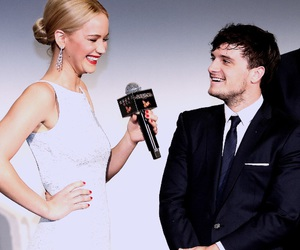 joshifer, Jennifer Lawrence, and mockingjay image