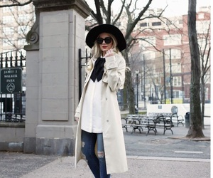 fashion, hat, and street style image