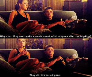 goals, Mila Kunis, and movies image