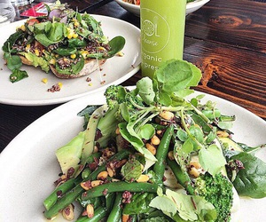 2016, salad, and healthy food image