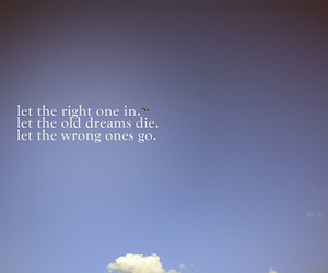 quote, life, and Dream image