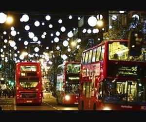 christmas, gold, and lights image