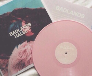 pink and halsey image