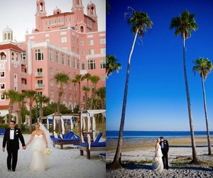beach weddings, florida weddings, and tampa weddings image