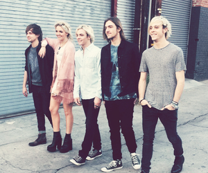 r5, ross lynch, and ellington ratliff image